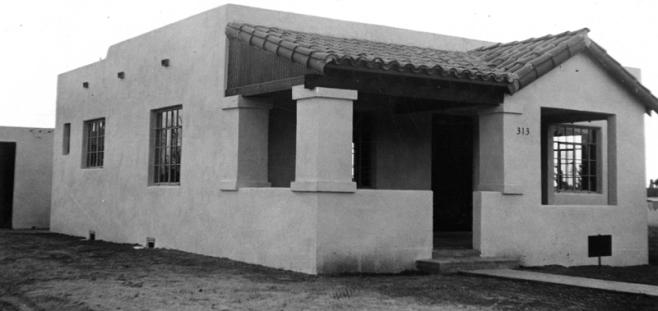1936 | Home on North Carlisle