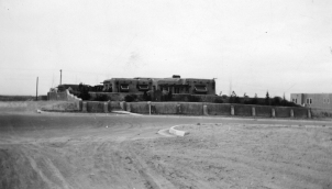 Wm. Leverette House, N. Dartmouth Dr. undated