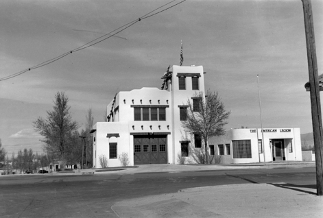 Date Unknown | Monte Vista Fire Station (American Legion)