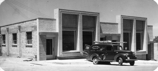 1948 | South Amherst Retail Building