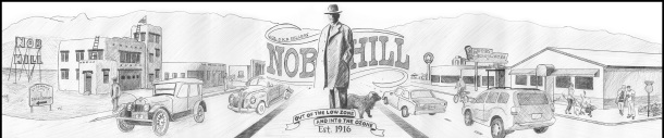 Aaron Stromberg Nob Hill is 100 Mural Proposal image