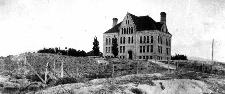 PA1980-159-12 Hodgin Hall ca. 1905